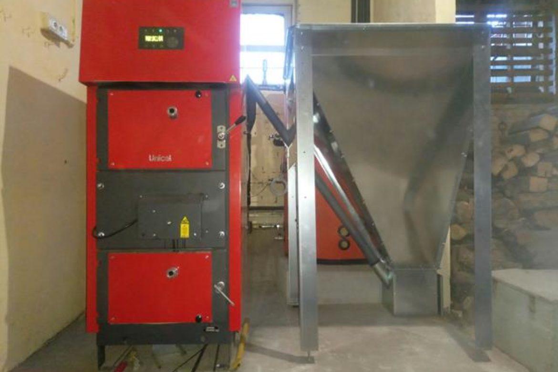 Stufe a Biomassa | Idroventil