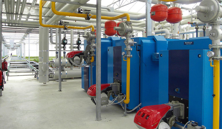 Centrali Termiche | Idroventil