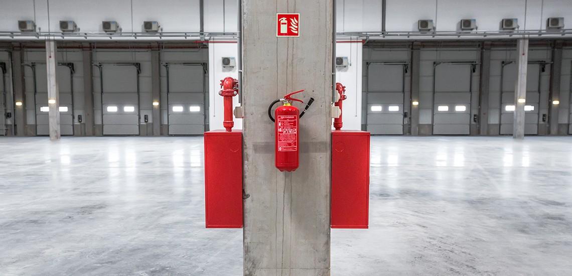 Impianti Antincendio