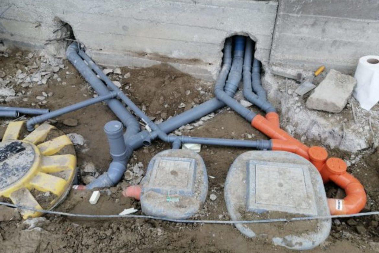 Impianti idrico-sanitari e di scarto   Idroventil