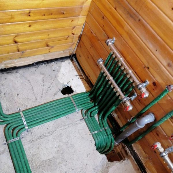 Impianti idrico-sanitari e di scarto | Idroventil