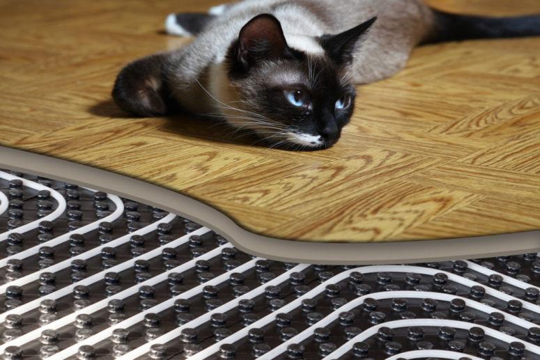 Impianti a riscaldamento a pavimento   Idroventil